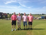 DPT Golf Day 2014